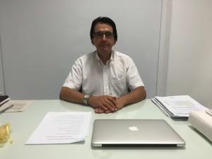 Dr. Antomar Solano Becker, médico especialista em Alergia e munologia