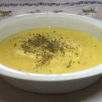 Polenta – sem glúten, leite, ovo e soja
