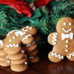Biscoito de Natal – sem glúten, lactose e ovos
