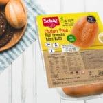 Lançamento: Pão francês da Schär