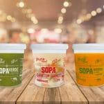 Sopas: alimento prático e saudável nas estações frias