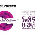 Naturaltech 2019 – Anhembi SP