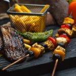 Espetinho de frango – Yaki tori