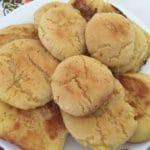 Pãezinhos de batata – sem glúten e sem leite