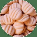 Sequilhos de Coco – sem glúten, sem leite, sem soja