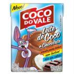 Bebida de leite de coco com chocolate Coco do Vale