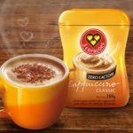 Cappuccino Classic zero lactose – 3 Corações