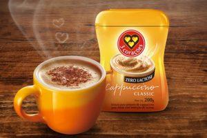 Cappuccino Classic zero lactose