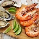 Consumo de frutos do mar aumenta casos de alergia