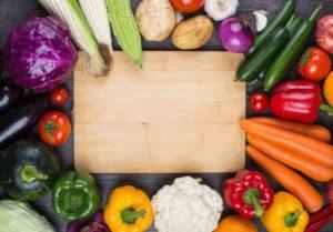 Caldo de legumes sem glúten e lactose